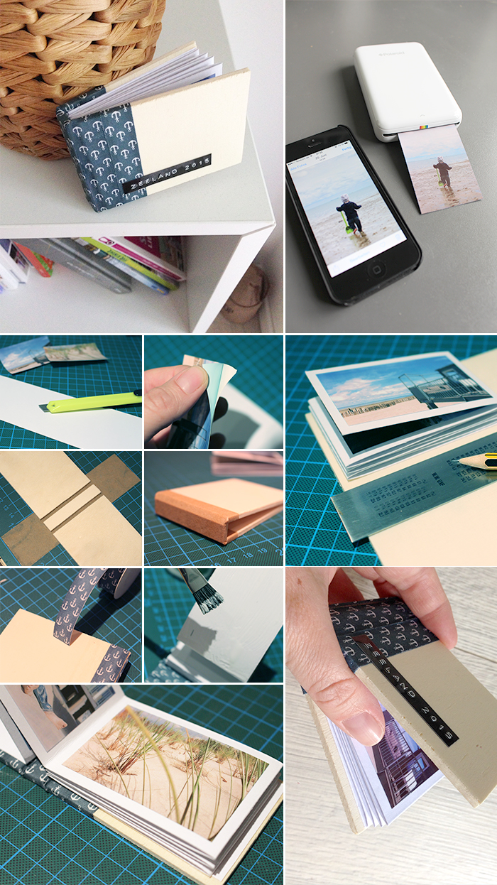 do it yourself fotobuch aus holz und masking tape gestalten. Black Bedroom Furniture Sets. Home Design Ideas