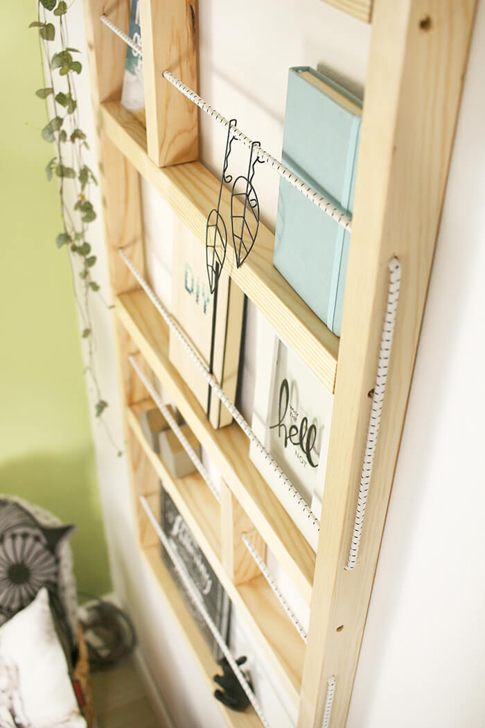 DIY Ypperlig Wandregal von Ikea selbst bauen - Gingered Things