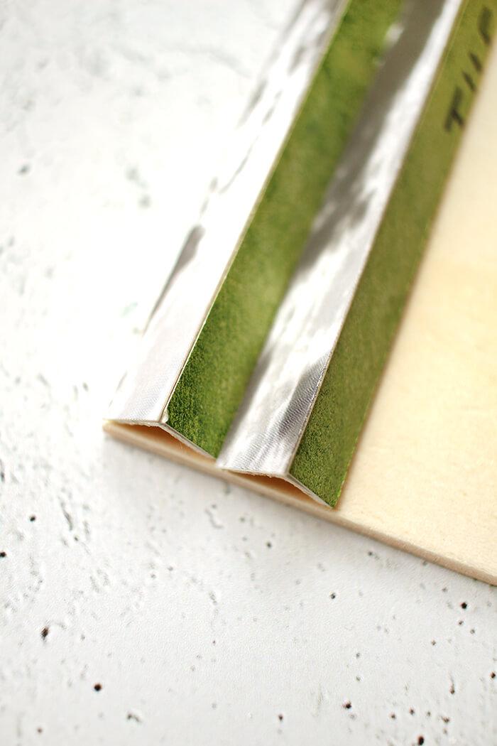 Wackelbild aus Leisen aus dem Baumarkt selbst basteln - Gingered Things