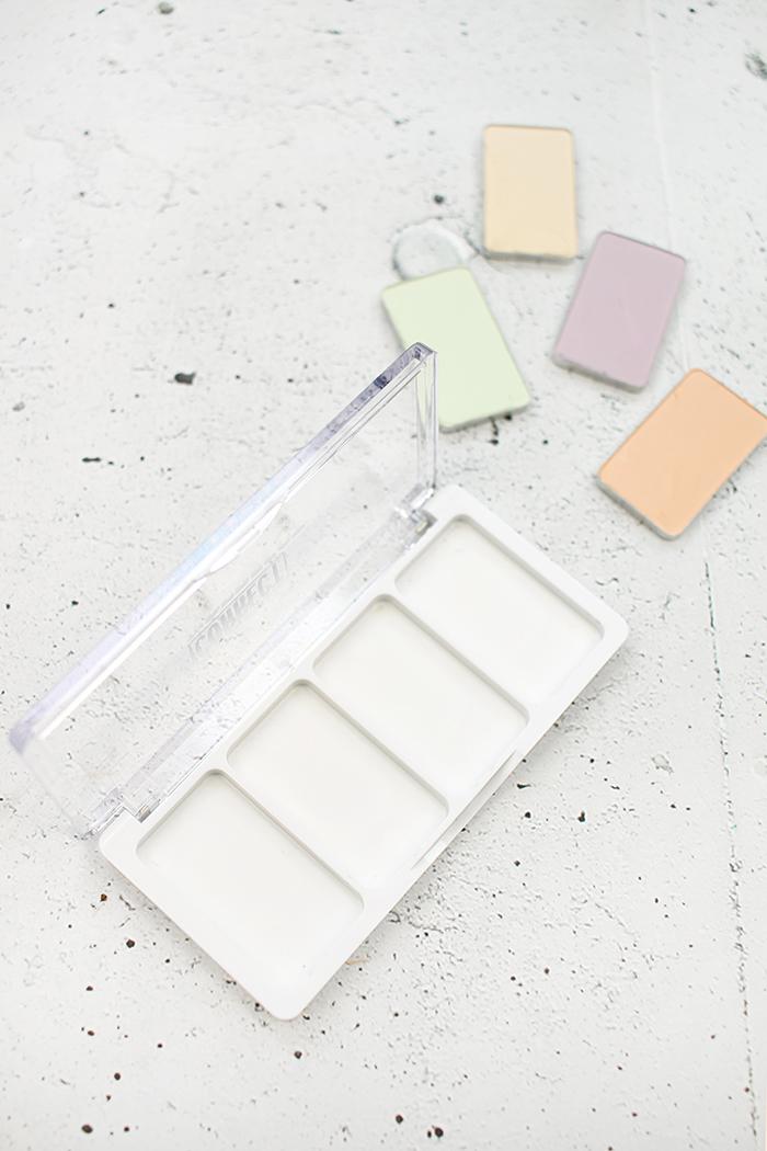 Upcycling DIY, wie aus einer Kosmetikverpackung ein Schmuckkästchen für die Handtasche wird