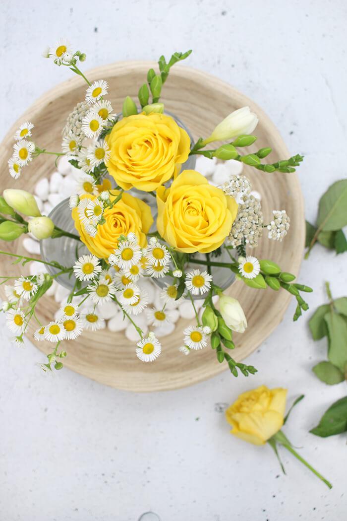 Mit den Lieblingsblumen habt ihr immer einen tollen Hingucker
