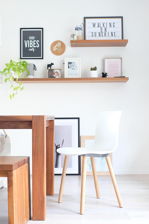 Neue Stühle für den Esstisch