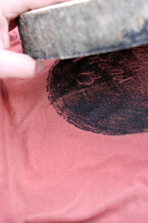 DIY Challenge, Stempel aus einer Baumscheibe selbst machen - Gingered Things