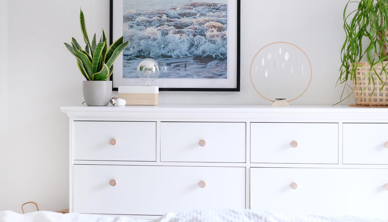 Makeover – Neues Jahr, neues Schlafzimmer - Umgestaltung