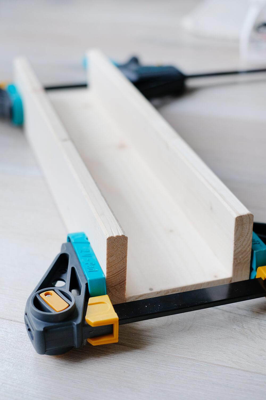 DIY Pflanz- und Ordnungsbox für den Tisch mit Connox - Gingered Things