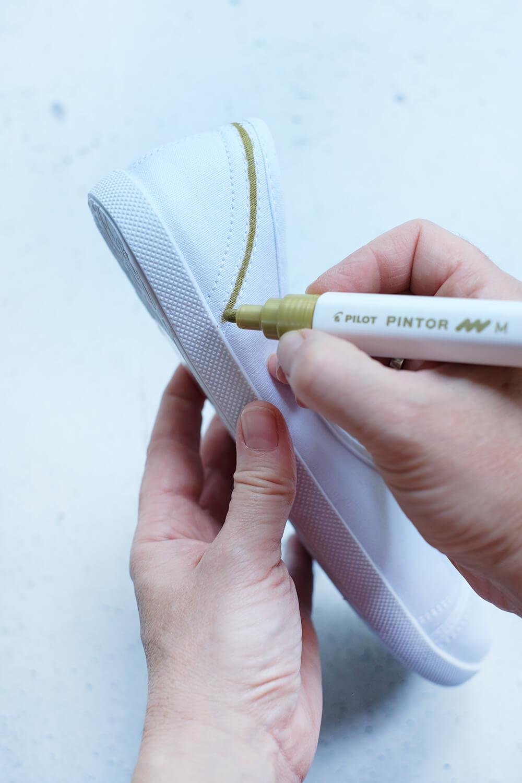 DIY - Sommerliche Accessoires mit den PILOT PINTOR Markern gestalten
