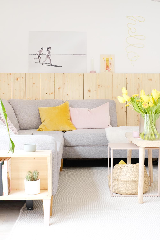 frisch in den Frühling mit wayfair - Wohnzimmer - deko - Gingered Things