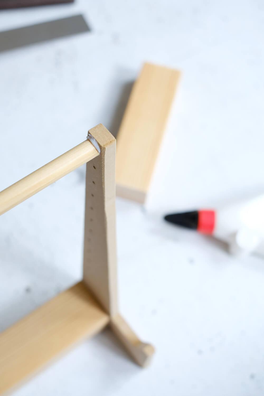 DIY Recheneschieber und Buchständer in einem - mit belton und Gingered Things